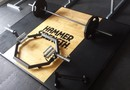 Platforma Hammer Strength, Trap bar, osa Black Mamba