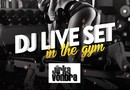 DJ Live Set in the Gym